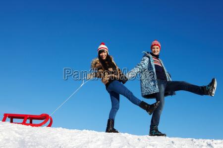 wintererholung