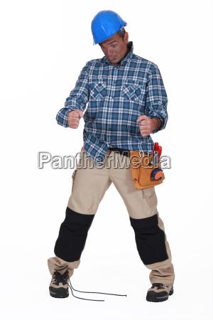 clumsy builder