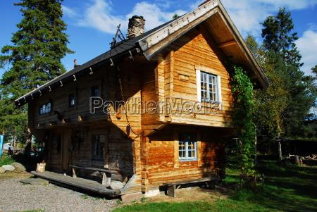 blockhaus in schweden