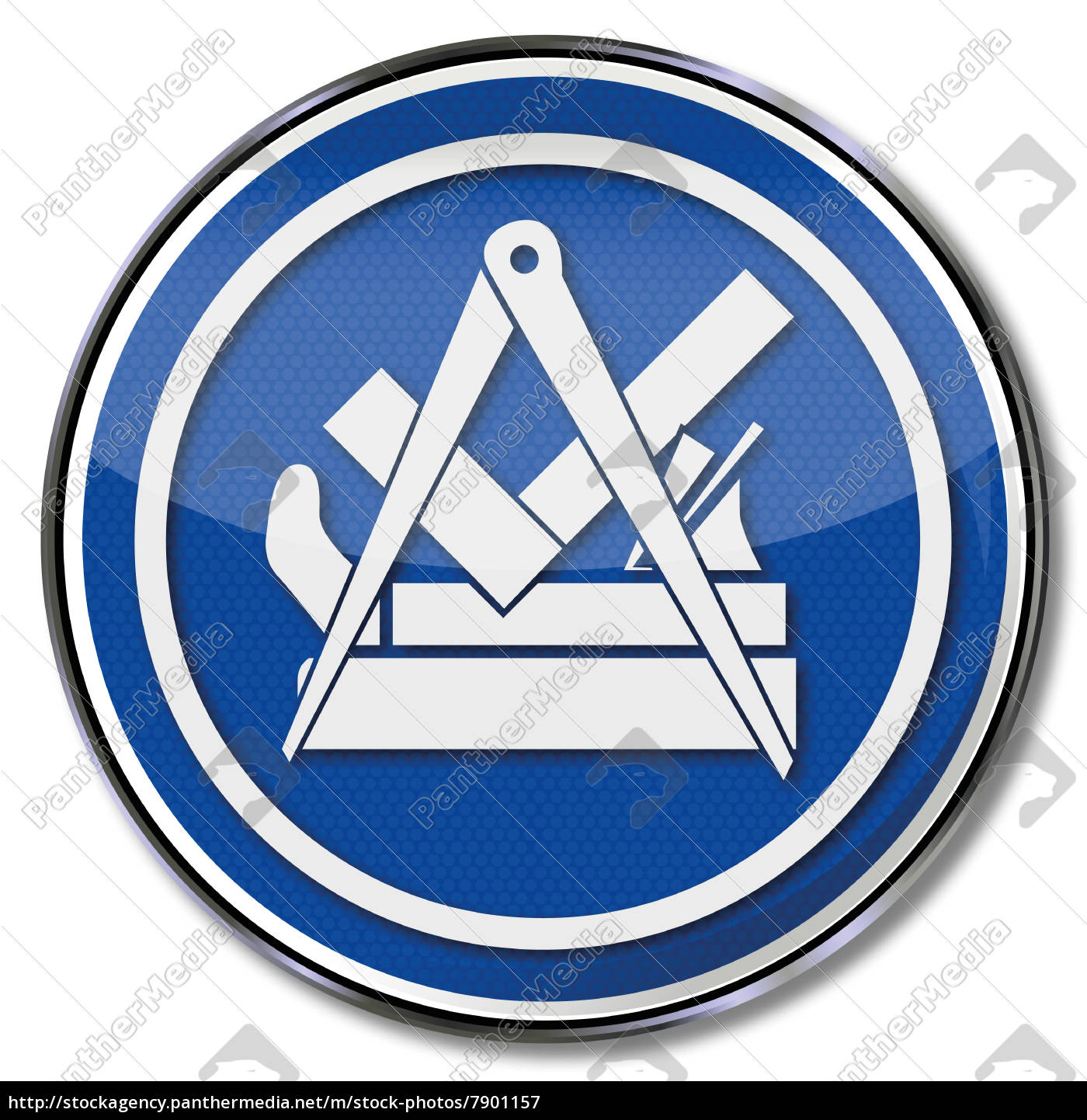 Tischler Zeichen zunftzeichen tischler stockfoto 7901157 bildagentur panthermedia