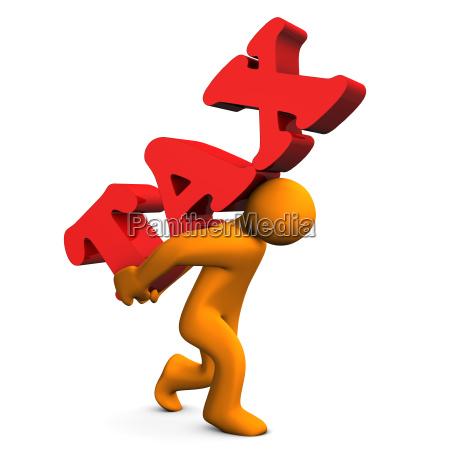 tax stress