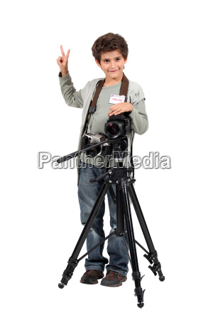 kinder pressefotograf