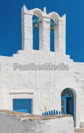 church from sifnos island greece