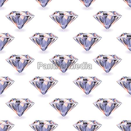 diamant nahtlos wiederholen