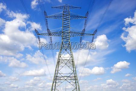 pylons electric energy