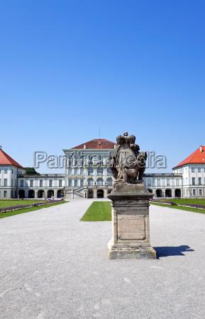 nymphenburg castle munich