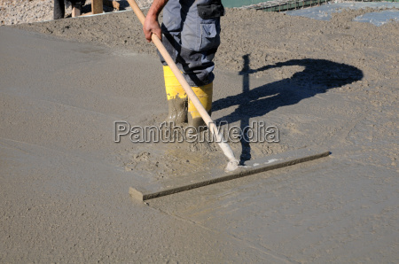 beton glaetten