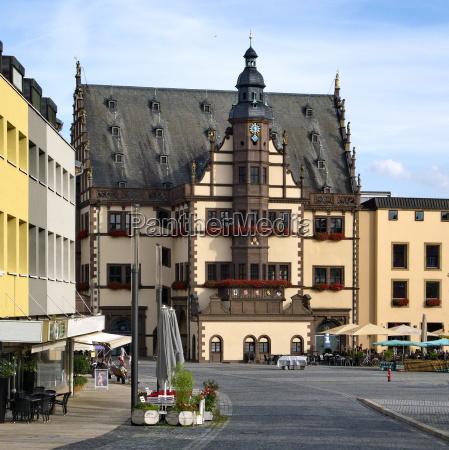 historisches rathaus in schweinfurt