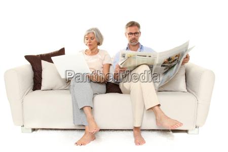 woman everyday life seniors senior citizens