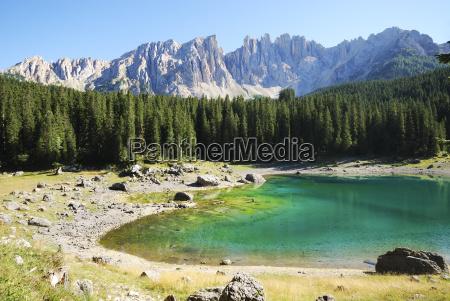 blau berge holz dolomiten alpen suedtirol