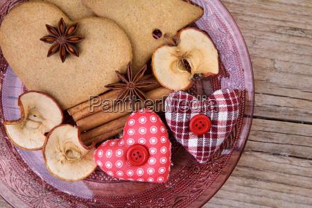 lebkuchen und gewuerze