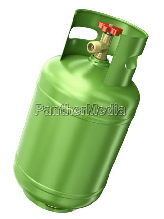 gruene gasbehaelter