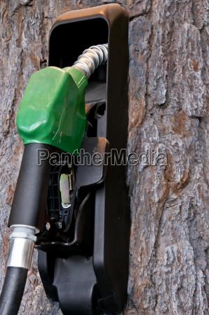 kiefer gas pumpe