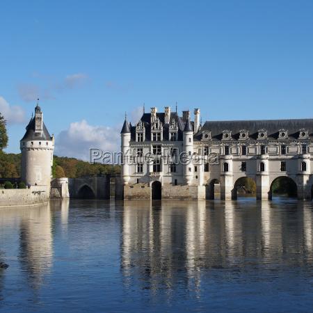chenonceau castle loire valley