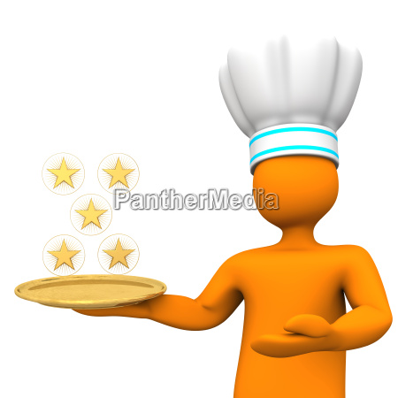 five star chef toon