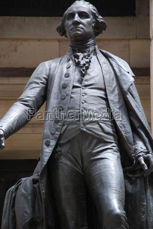 george washington monument new york nyc