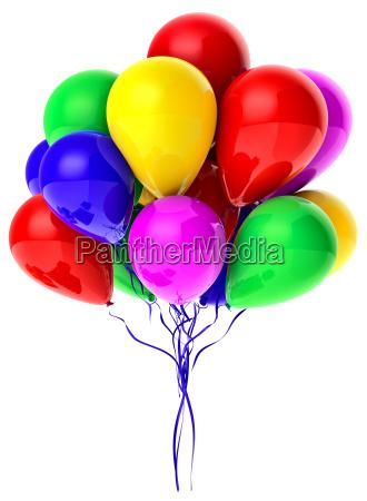 fliegende ballons