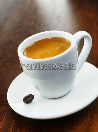 white coffee cup and saucer with