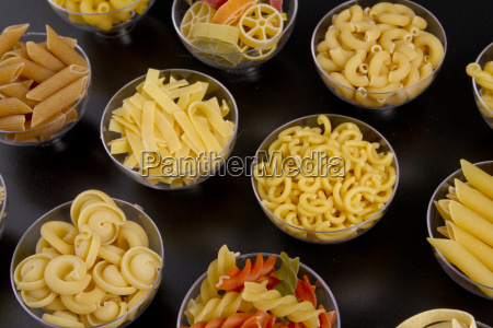 pasta rice and legumes