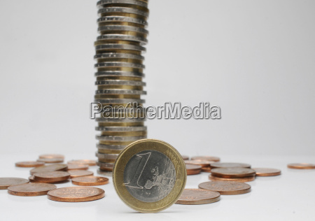 money tabel coin coins euro coins