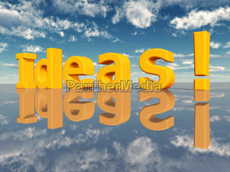 the word ideas