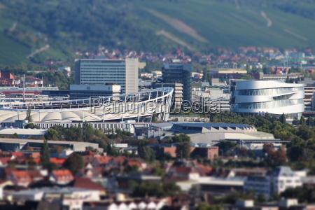 stadion und museum