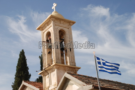 greek orthodox church of cyprus greece