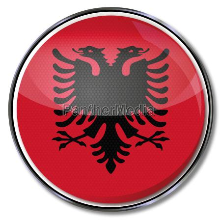 button albanien