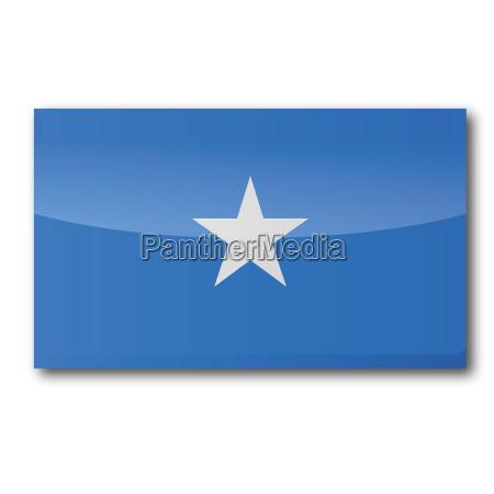 flagge somalia