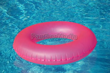 schwinnreifen float pink pool