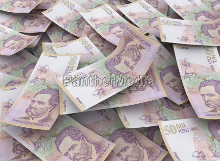 50000 pesos colombianos el concepto financiero