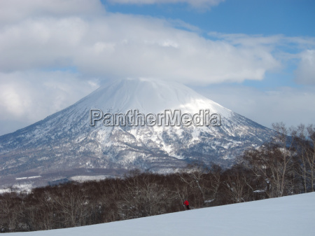 ski runs in hokkaido japan hirafu