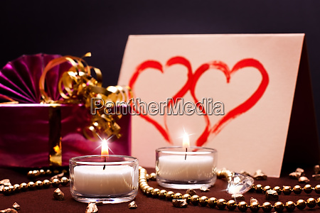 white background gift mothers day fathers