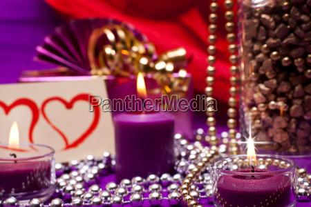 edler und luxurioeser hintergrund mit perlen