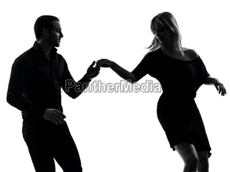 couple woman man dancing dancers salsa