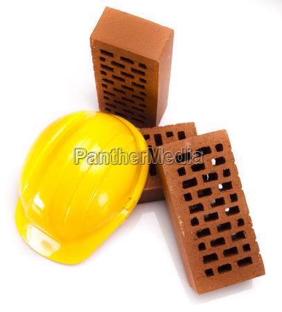bauen werk fabrik fertigungsanlage ziegel baustil