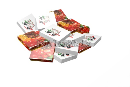 pizza service recycling 3d