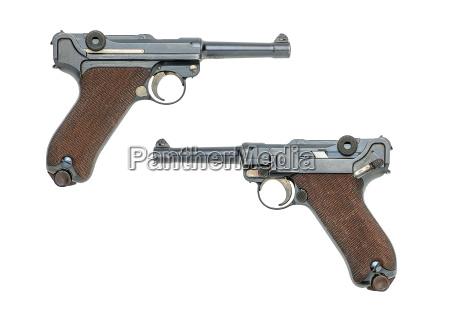 deutsche pistole modell 1908