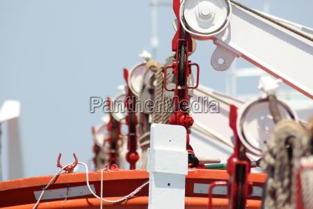not notlage notfall notsituation yacht jacht