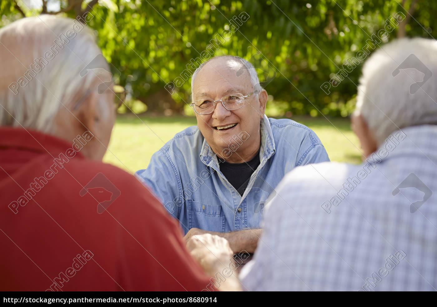 Warum Frauen alte Männer wollen