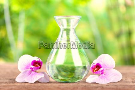 naturkosmetik im wellnessbereich