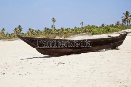 goan fishermans boat and tackle