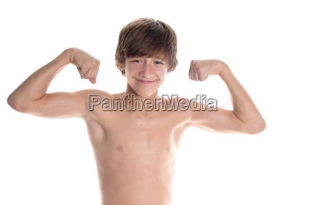 muscle jugendlich