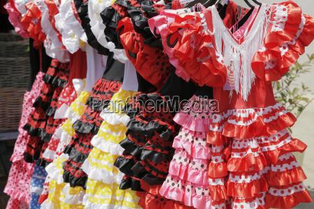 flamencokleider