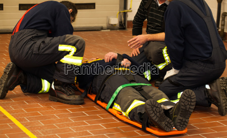 fire department first aid