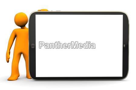 big tablet pc