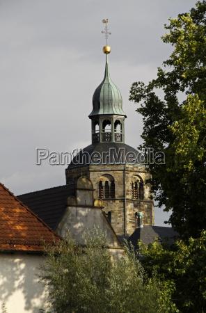 muensterkirche in hameln