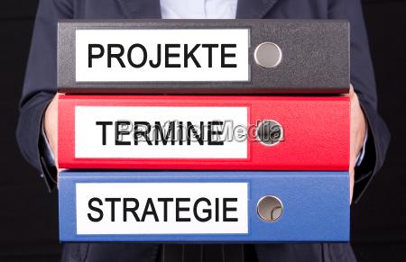 projekte termine strategie