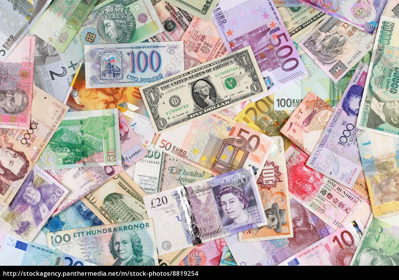 Geldscheine Bilder