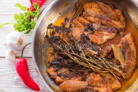spicy belly pork